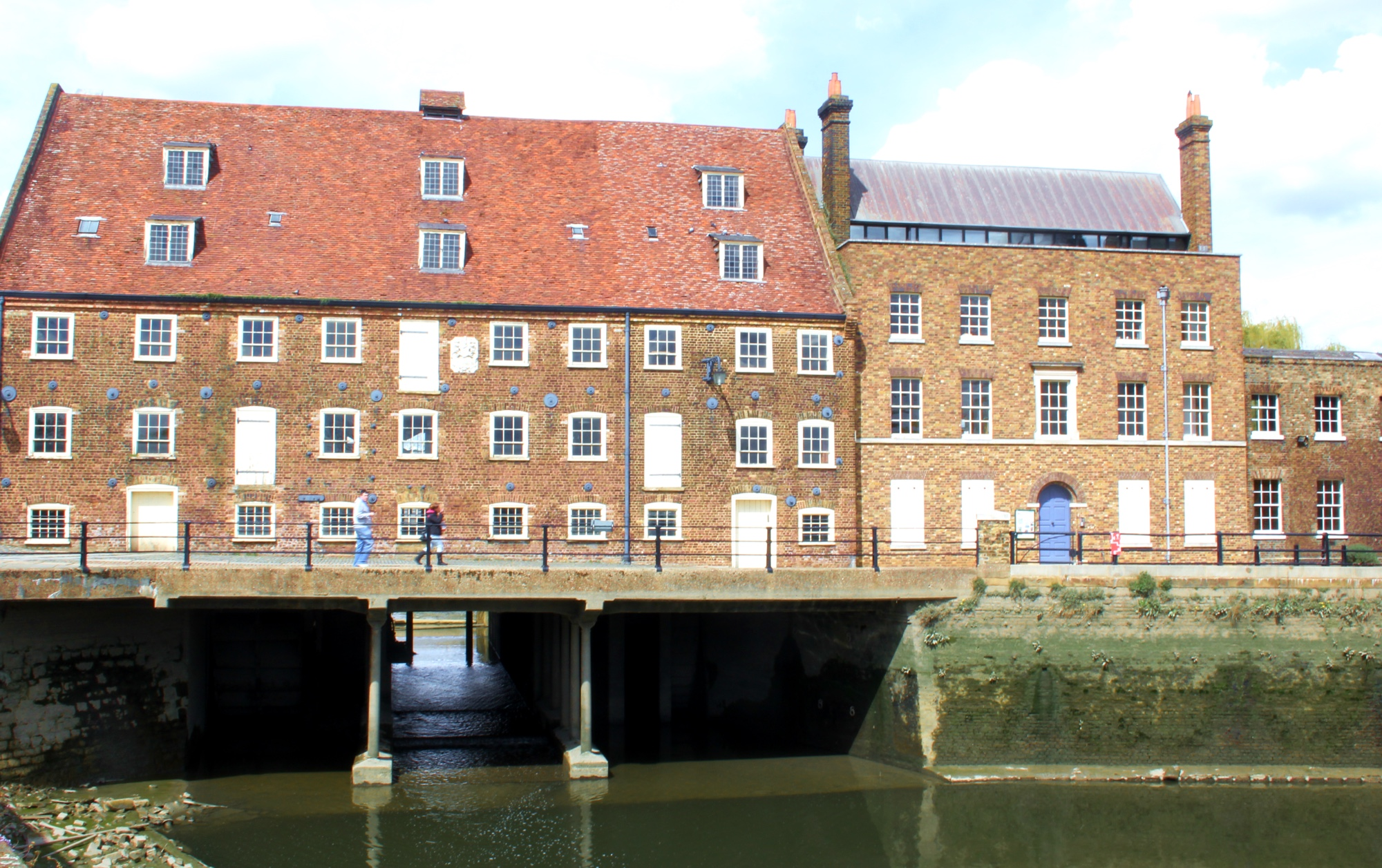 Lee Valley mill