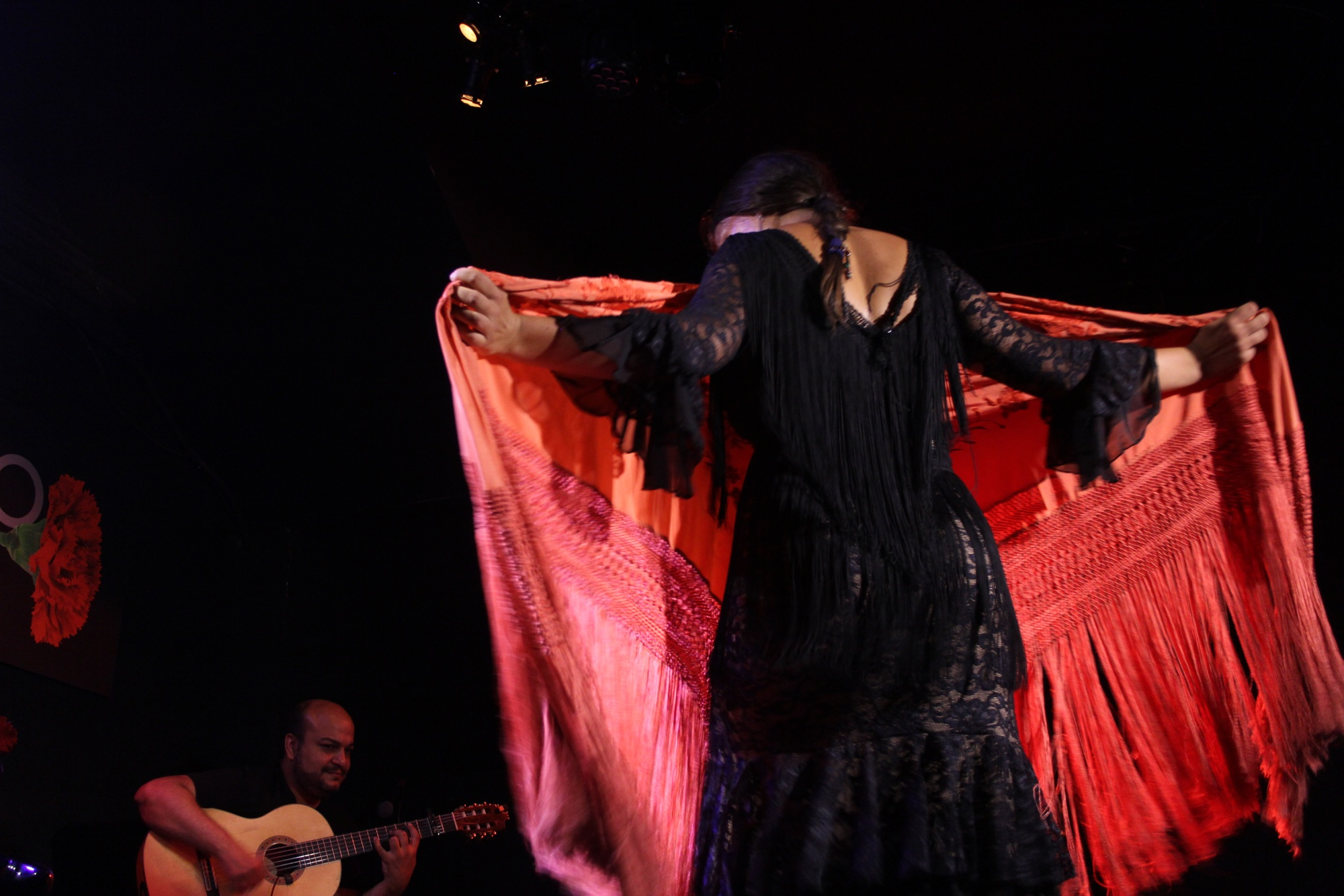 flamenco performance madrid