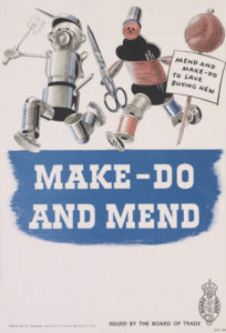 Make Do and Mend IWM PST 14925 ©Imperial War Museum